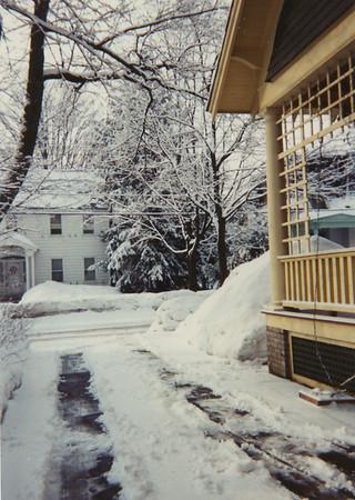 Winter of 1993 at 5 Mechanic Street 12