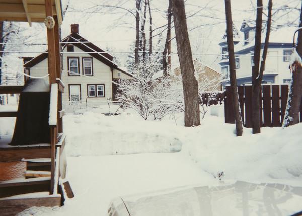 Winter of 1993 at 5 Mechanic Street 9