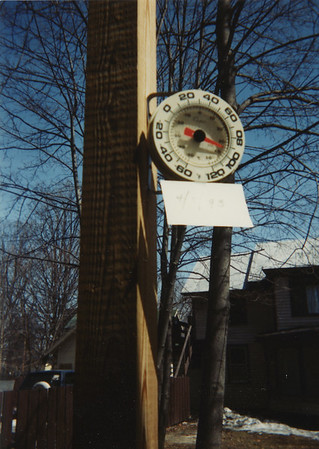 Winter of 1993 at 5 Mechanic Street 11