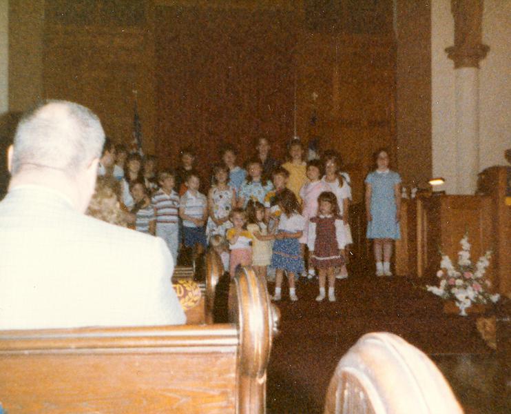 Some Church Graduation 4