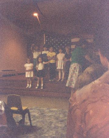 Some Church Graduation 2