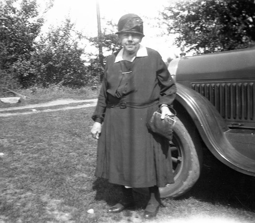 Aunt May Myette Negatives 3