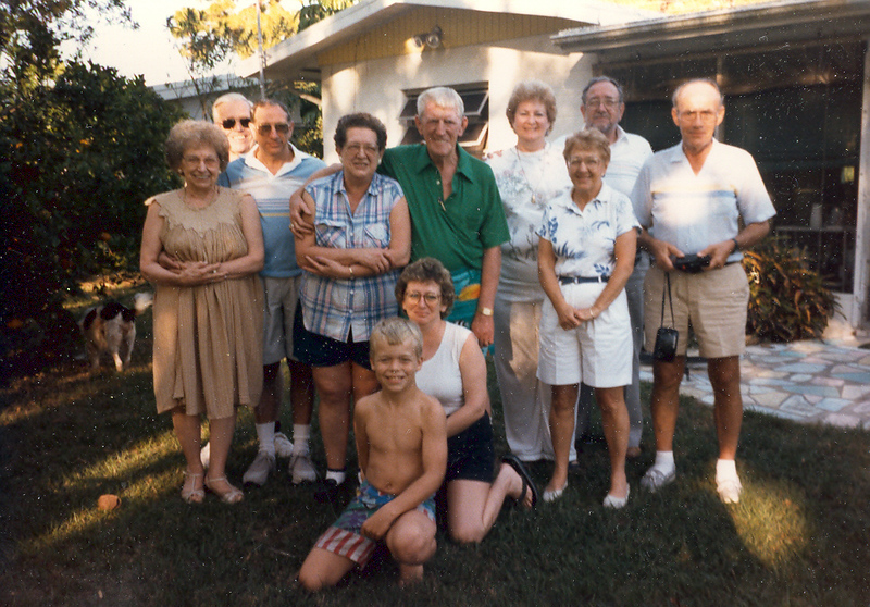 Wilcox and Cornell Families in Florida 4
