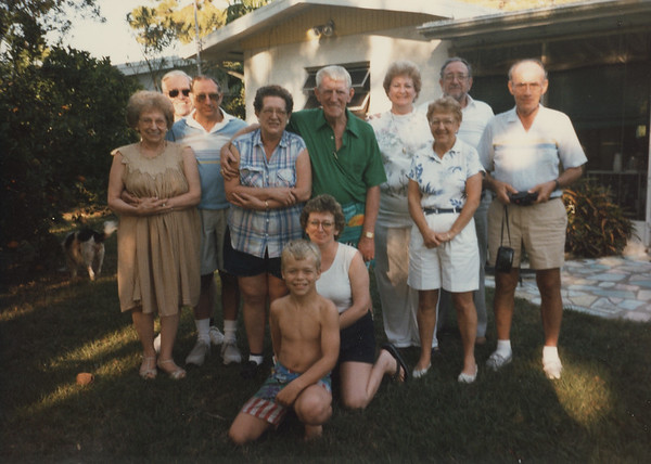 Wilcox and Cornell Families in Florida 10
