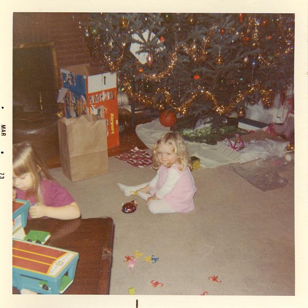 Cherie Wilcox Christmas 1973 4
