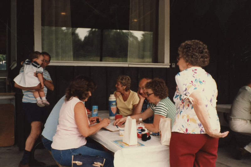 Family Gathering with Cornells 18