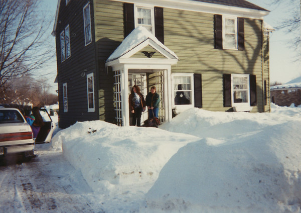 Culligan Family Winter 1993 1