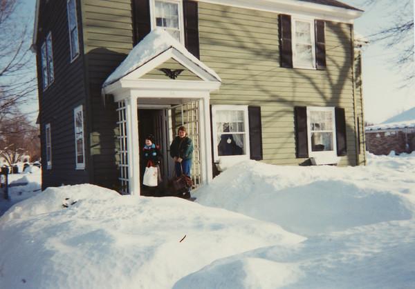 Culligan Family Winter 1993 2