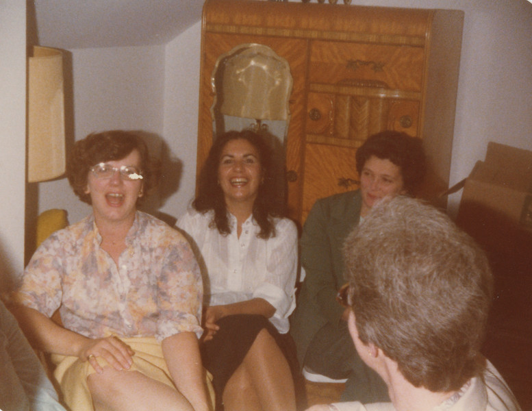 Baby Shower for Cynthia June 1979 16
