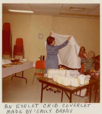 Eggertsville Home Bureau Baby Shower for Cynthia 5