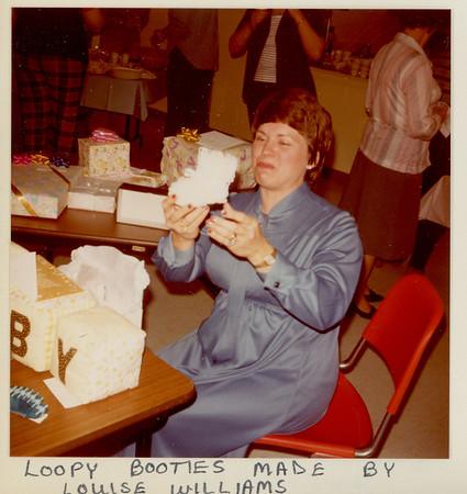 Eggertsville Home Bureau Baby Shower for Cynthia 1