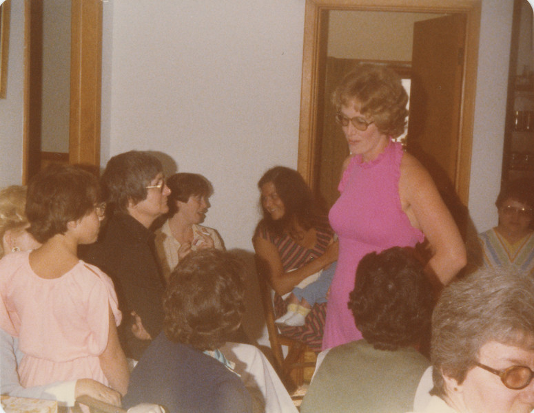 Baby Shower for Cynthia June 1979 18