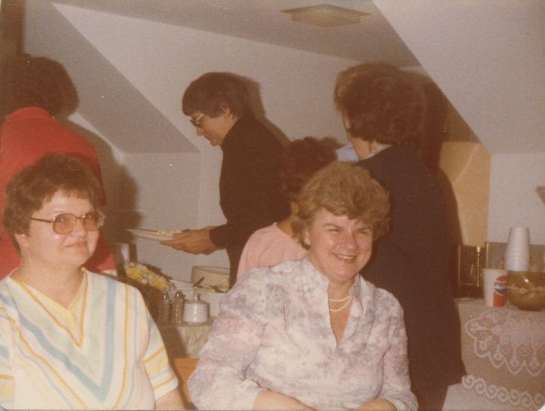 Baby Shower for Cynthia June 1979 17