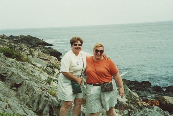 Cynthia and Sue in Ogunquit Maine 3