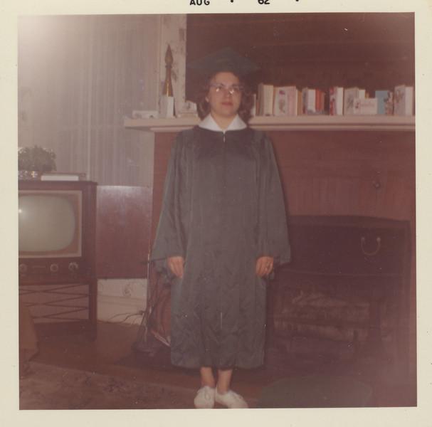 Cynthia Wilcox High School Graduation 1