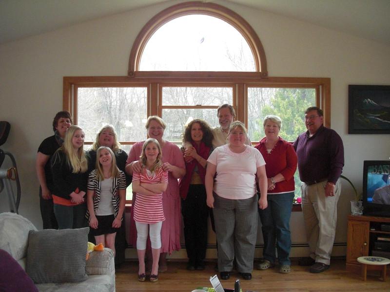 Easter at Dave and Karens 2008 10