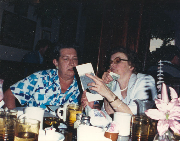 Dorothy and Mary Lou Cornell