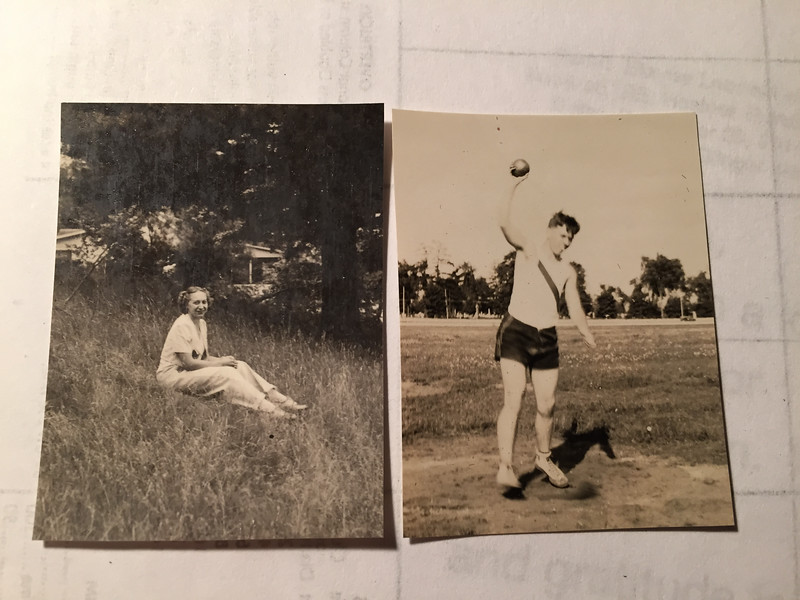Youthful Frank and Bessie Wilcox1