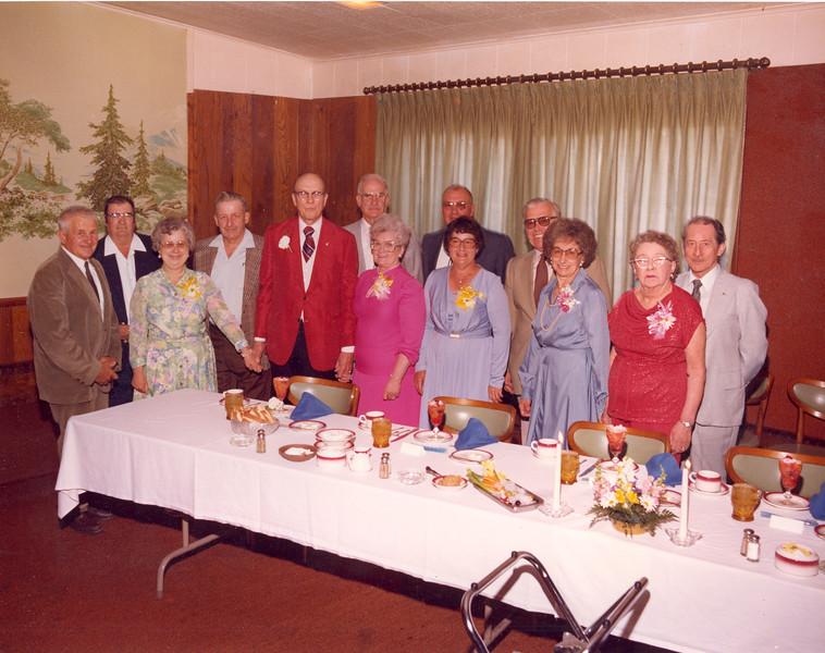 Frank Wilcox 1981 Sandy Hill Retirement 1