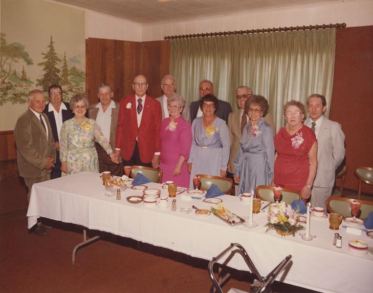 Frank Wilcox 1981 Sandy Hill Retirement 2
