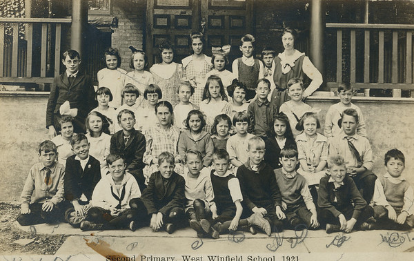 Frank Wilcox School Photos 6
