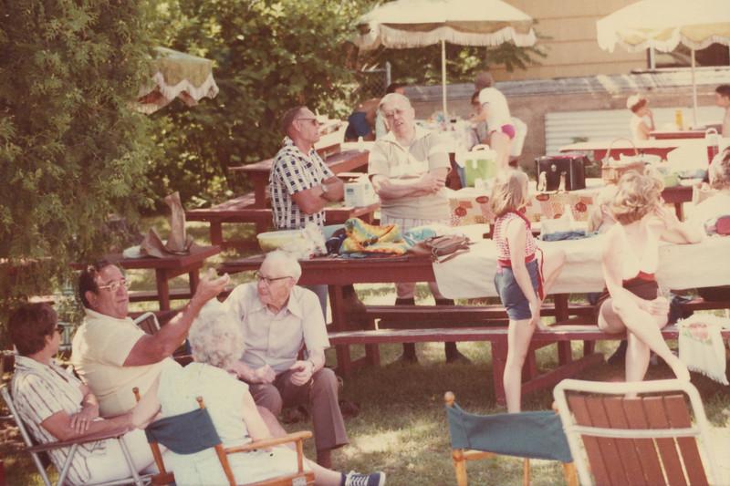 Family Reunion at Glen Lake Casino 8