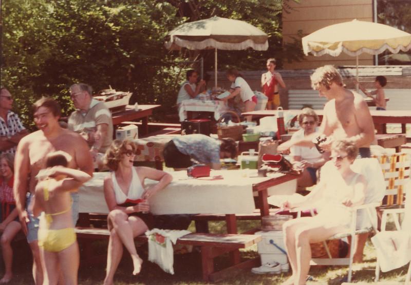 Family Reunion at Glen Lake Casino 6