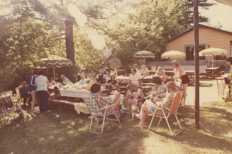 Family Reunion at Glen Lake Casino 9