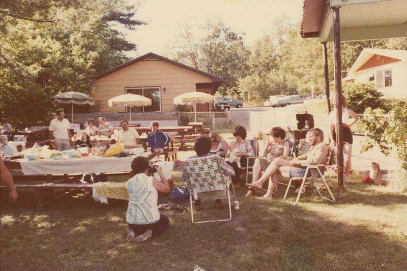 Family Reunion at Glen Lake Casino 7