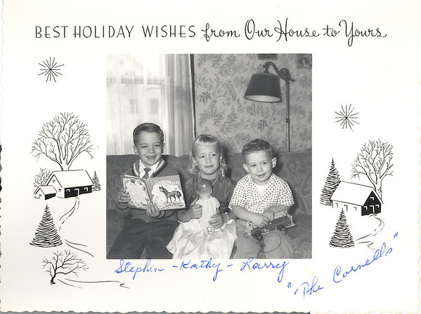 Historic Family Holiday Cards 3