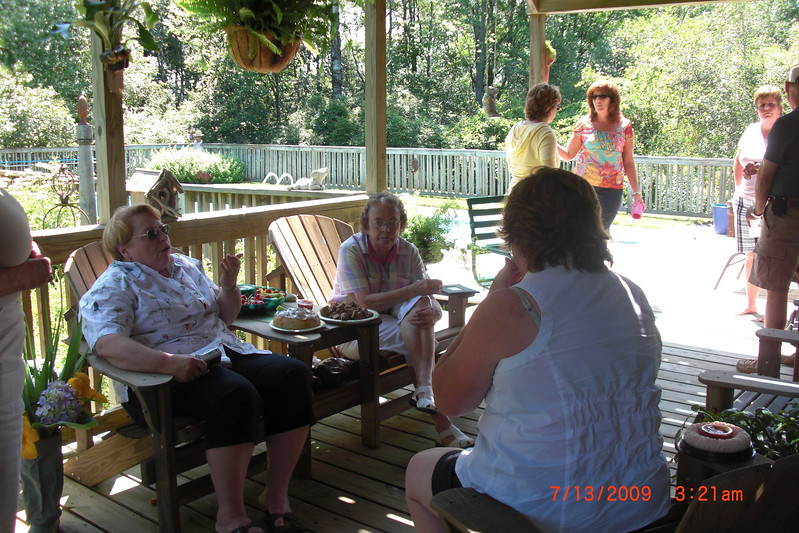 Hays and Petroski Family Gathering 6