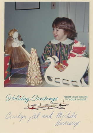 Historic Family Holiday Cards 103