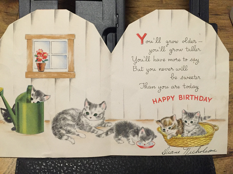 Historic Family Holiday Cards 97