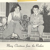 Historic Family Holiday Cards 229