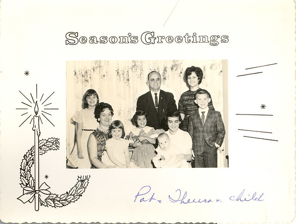 Historic Family Holiday Cards 191