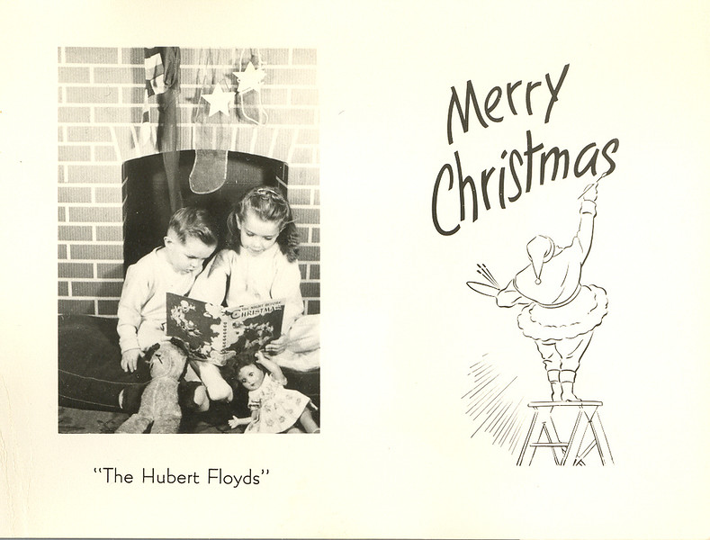 Historic Family Holiday Cards 2