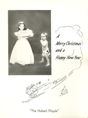 Historic Family Holiday Cards 239