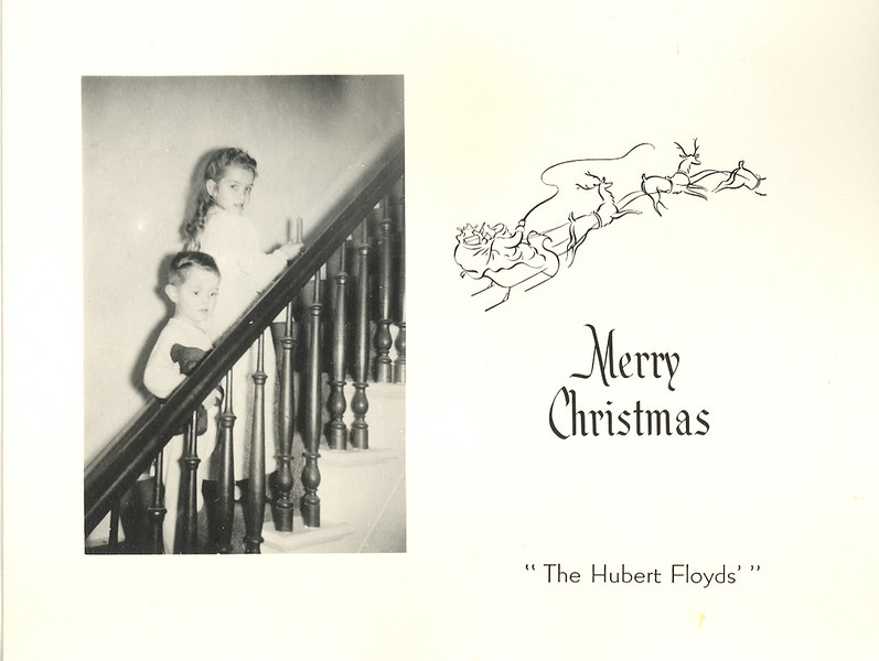Historic Family Holiday Cards 8