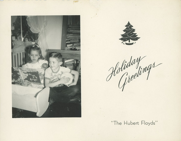 Historic Family Holiday Cards 135