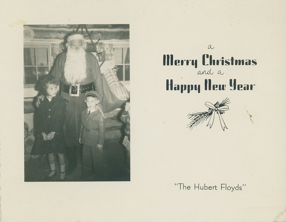 Historic Family Holiday Cards 38