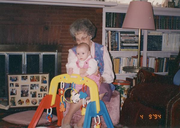 Mary Wilcox Baby 3