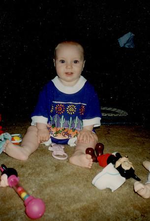 Mary Wilcox Baby 5