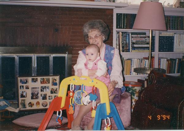 Mary Wilcox Baby 4