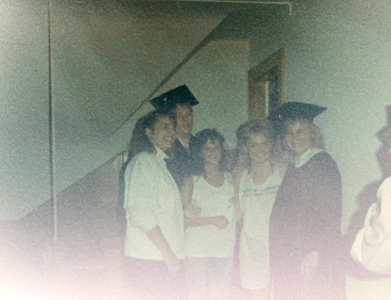 Michelle Wilcox Graduation 1