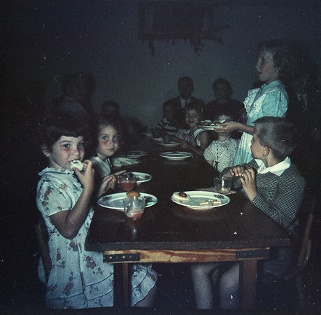 Old Wilcox Family Dinner 2