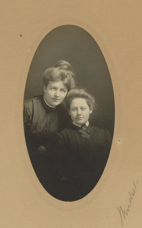 Old Wilcox Family Portraits