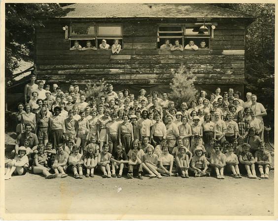 Pathfinder Camp 1950's