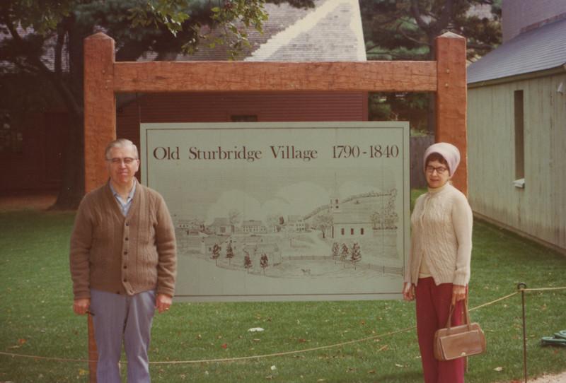 Sturbridge Village 1976 9