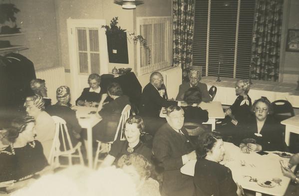 Unknown Wilcox Family Event
