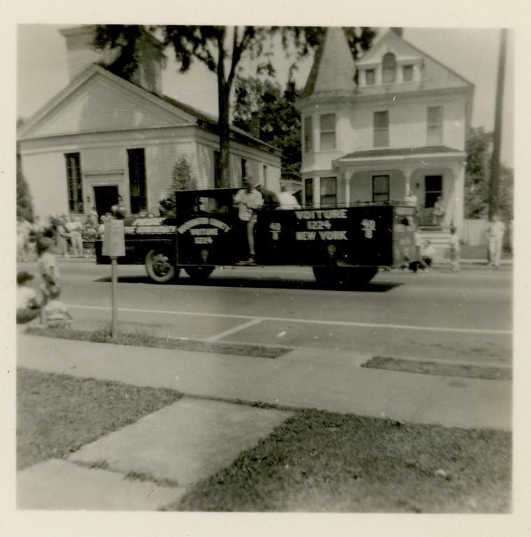 Very Old Hudson Falls Parade